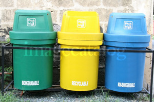 solid waste segregation Discover all statistics and data on waste management in the united states now  on  solid waste can include garbage and sludge from wastewater and water.