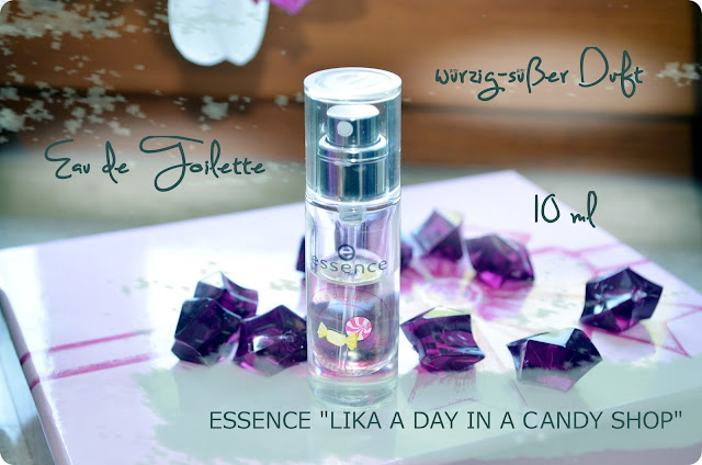 Meine Top 3 Sommerdüfte - essence Fragrance like a day in a candy shop