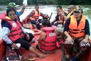 Jumlah Mangsa Banjir Sabah Dan Sarawak Terkini