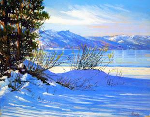 New Year, New Snow January  2013