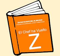 Diccionario Culinario. (Z)