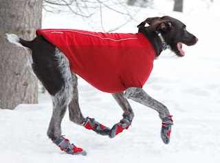 Cloud Chaser dog coat by Ruff Wear at www.kooldawgtees.com