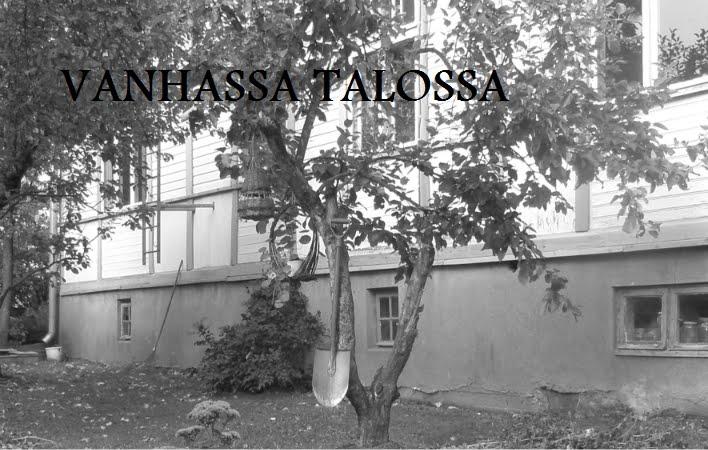Vanhassa talossa