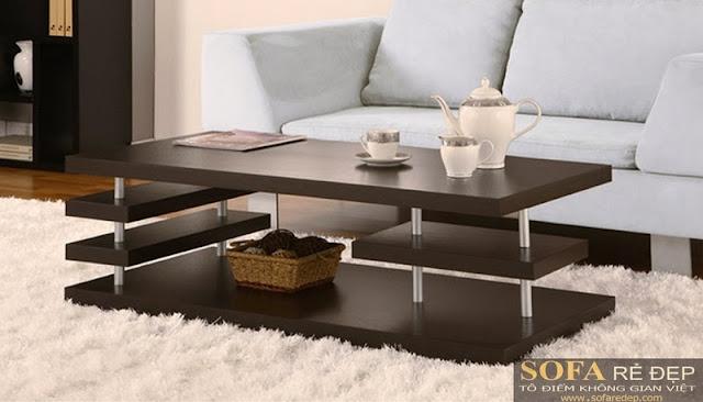 Bàn sofa gỗ BS021