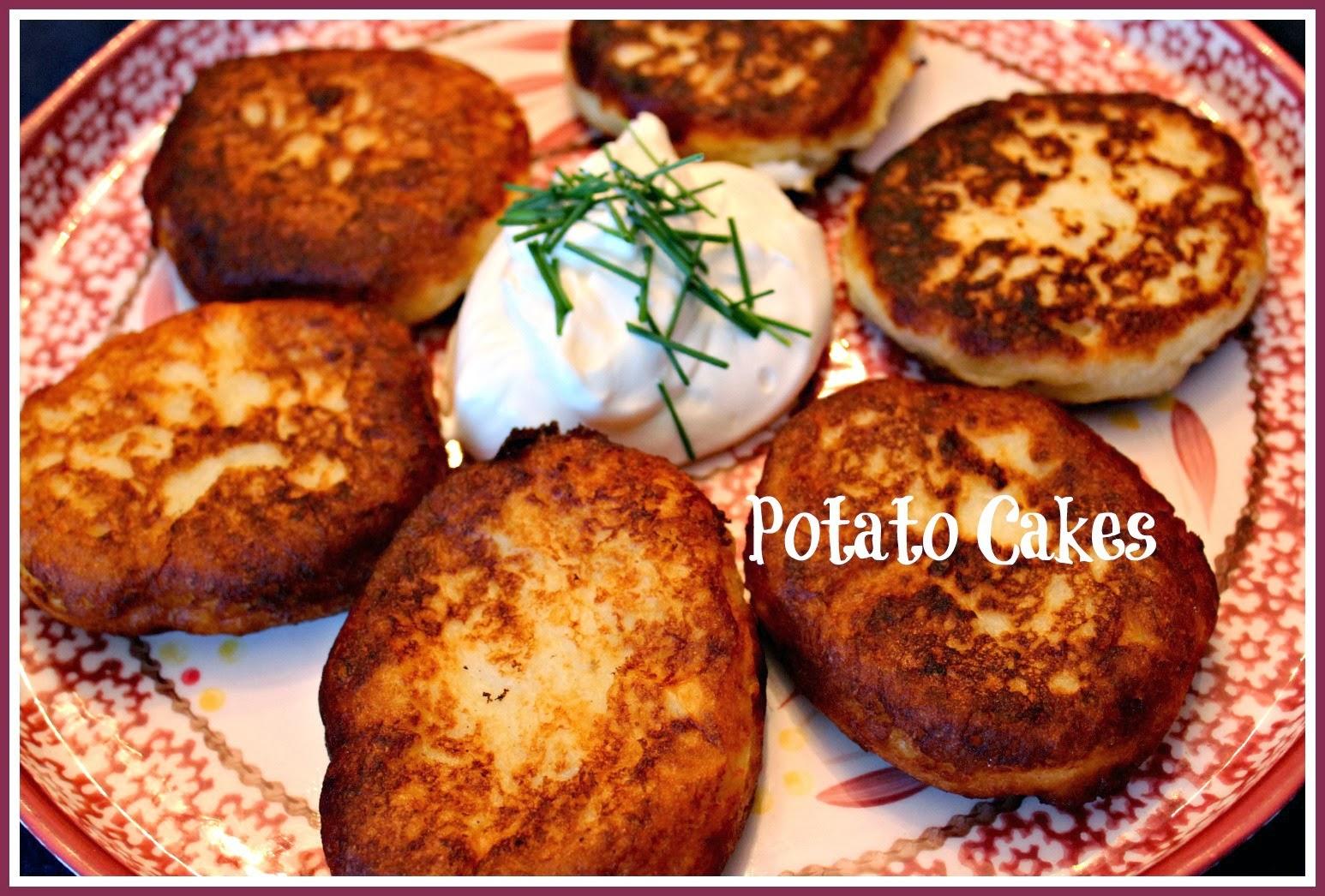 Potato Cakes!