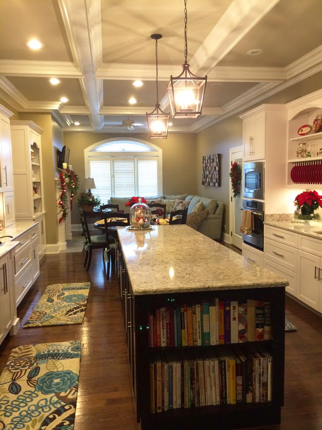 jbigg 39 s little pieces holiday home tour on legacy lane the kitchen keeping room. Black Bedroom Furniture Sets. Home Design Ideas