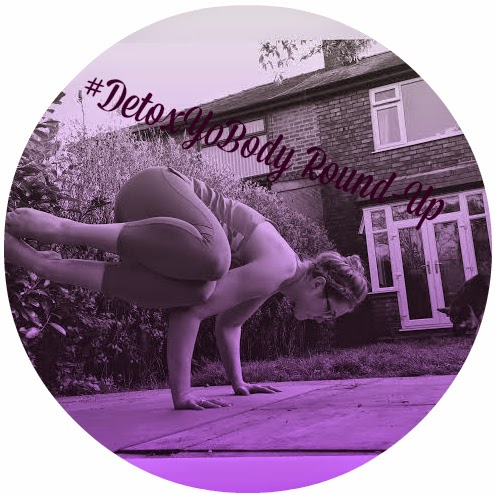 my general life instagram yoga challenge round up april #detoxyobody