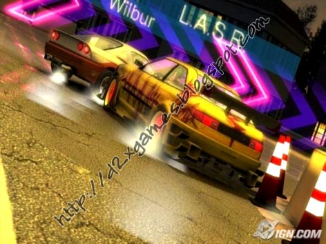 Free Download Games - Overspeed High Performance Street Racing
