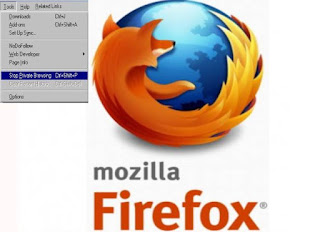 Aktifkan Mode Private Pada Browser Firefox