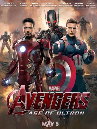 Avengers: Age of Ultron (BRRip 1080p Dual Latino / Ingles) (2015)