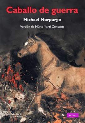 2015 Caballo de guerra, de Michael Morpurgo (Adaptación)