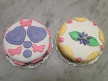 Corso di cake design base...che meraviglia!