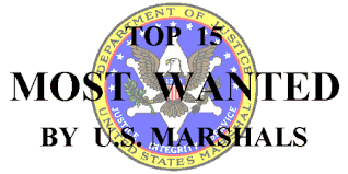 US Marshals Top 15 Wanted List