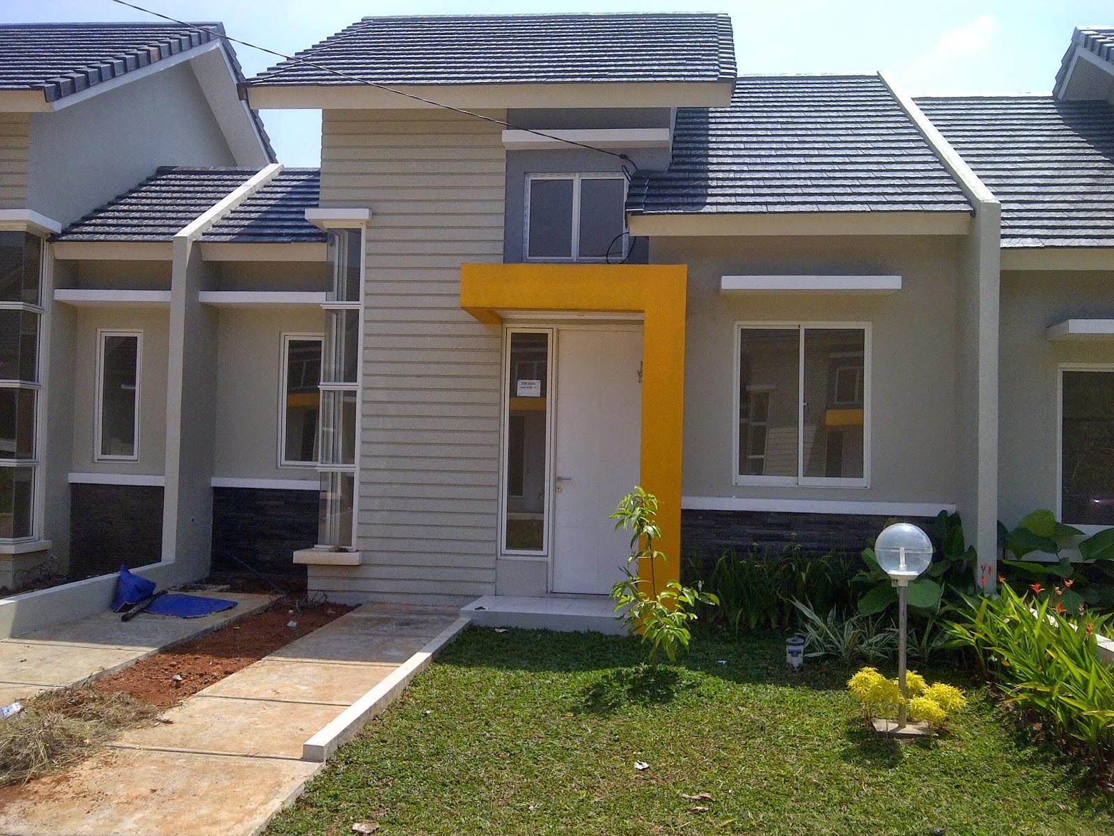 Rumah Baru disewakan di Serpong Garden Cisauk Tangsel