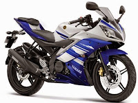 Yamaha R15 akan diluncurkan bulan April dan Harga Rp 25 - 30 jt