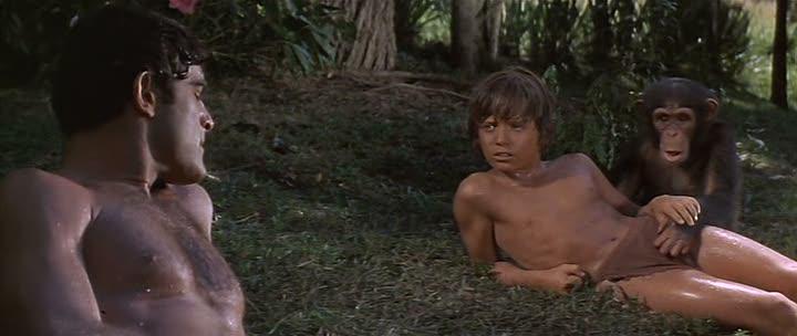 Тарзан порно фильм без рег