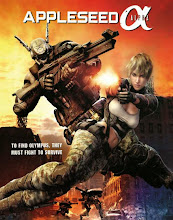 Appleseed: Alpha (2014)