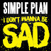 Simple Plan - I Don't Wanna Be Sad - Single (2015) [iTunes Plus AAC M4A]