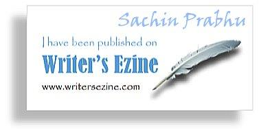Writers Ezine Badge