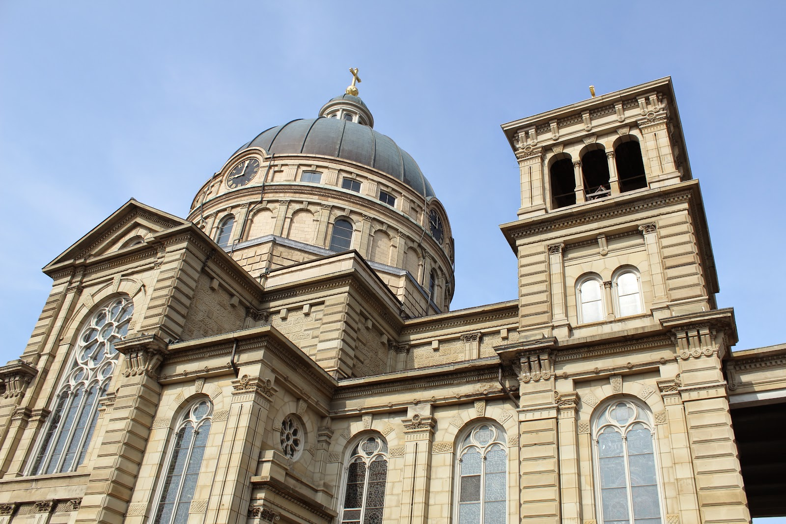 the basilica of st josaphat research About the basilica the basilica of st josaphat, located in the historic lincoln village of milwaukee, is a franciscan parish which has a captivating story of faith, historical significance and unmatched beauty.