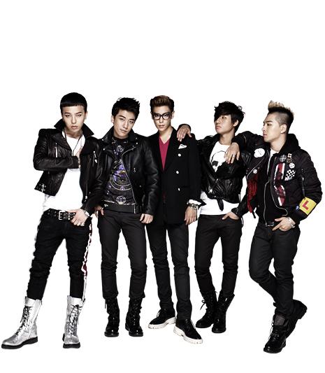 k pop fever just for kpop fanz official photo big bang from bigbang 2 new japanese album 2012. Black Bedroom Furniture Sets. Home Design Ideas