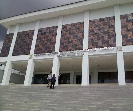 Anggota DPRD Kota Bandung 2014-2019 Dilantik