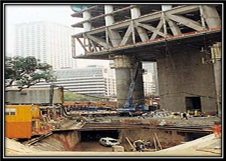 top down construction case study