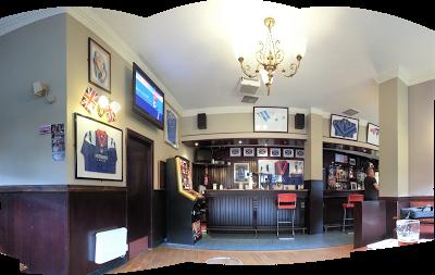 District Lounge, Glasgow