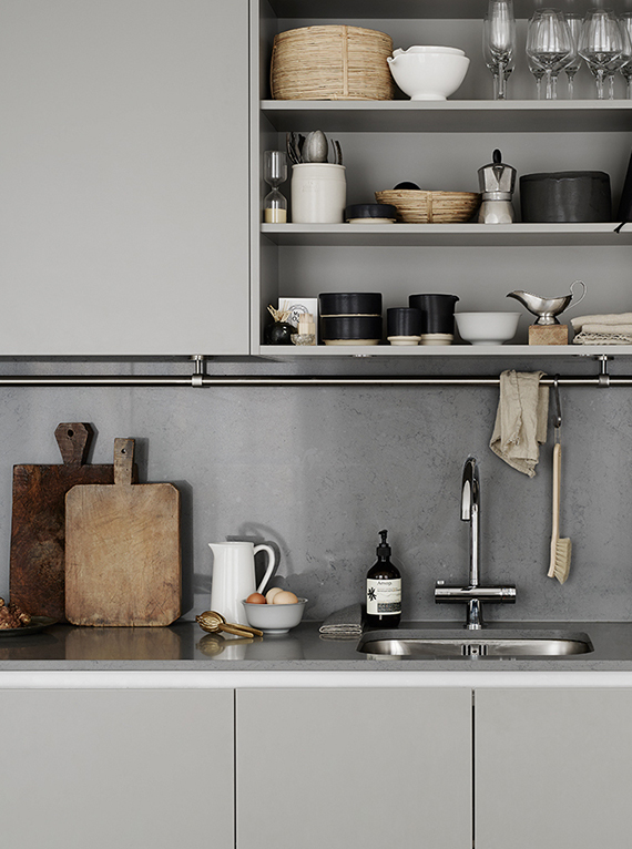 DESIGN TREND: Handle free kitchen cabinets | Kristofer Johnsson
