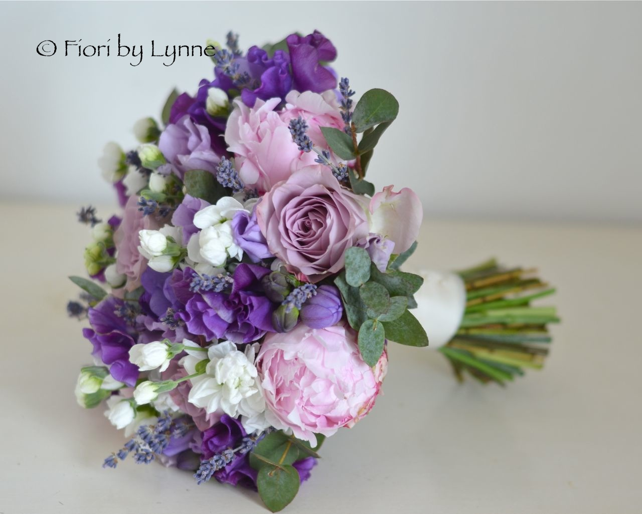 wedding flowers blog lauren 39 s early summer lavender themed wedding