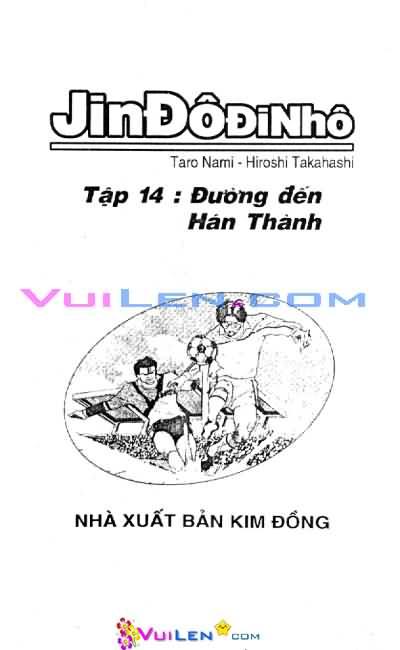 Jindodinho - Đường Dẫn Đến Khung Thành III  Tập 14 page 1 Congtruyen24h