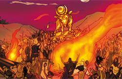 La quête du veau d'or