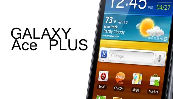 Rootear y CWM Recovery en el Galaxy Ace Plus (GT-S7500L)
