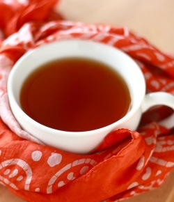 a healthy spiced tea for detox