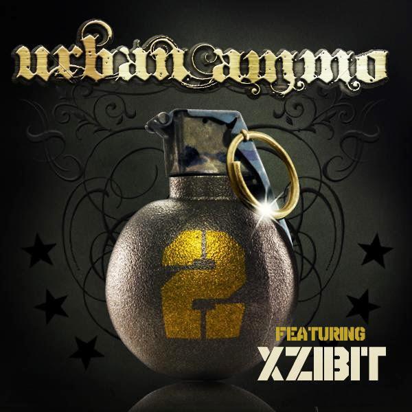 Xzibit - Urban Ammo 2 (feat. Young De) - Single Cover