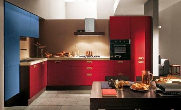 Diseño de Cocinas Angulares en forma de L ideal para Espacios amplios  Cocin...