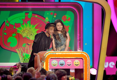 iCarly Kids Choice Awards 2013 ShurKonrad
