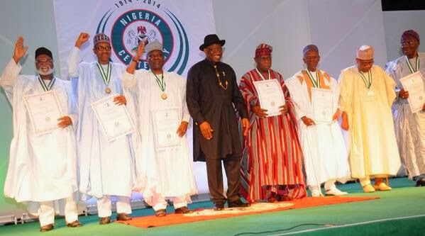 centenary awards abuja