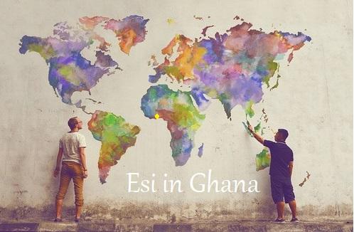 Esi in Ghana