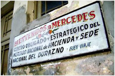 Cartel Estación FFCC Sarmiento