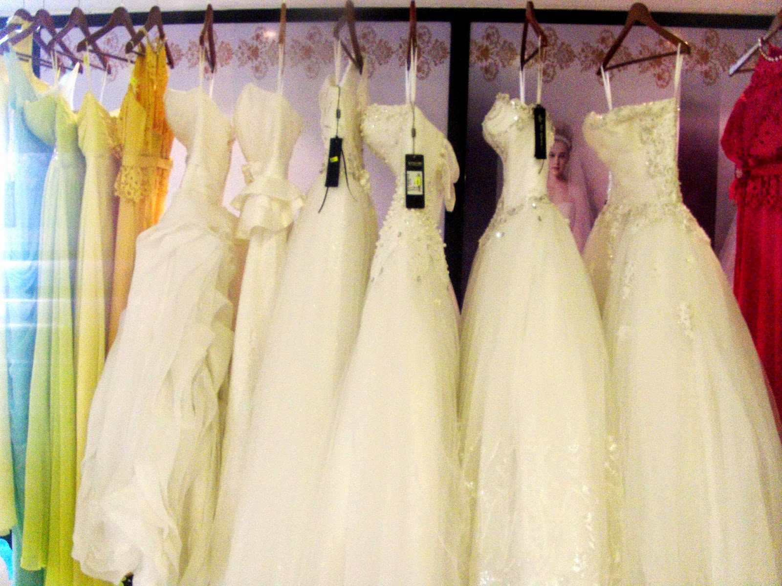 Oriental Plaza Johannesburg Wedding Dresses