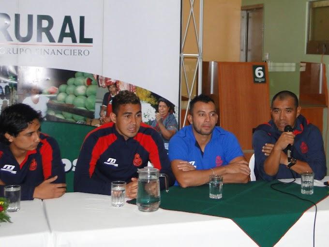 Club Deportivo San Juan se enfrenta a los Rojos del Municipal