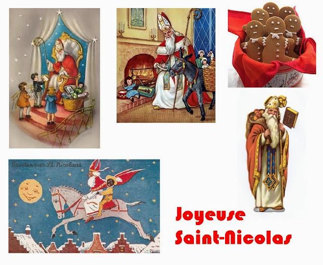 Joyeuse Saint Nicolas à tous