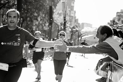 Foto d'Eduardo Musy, guanyadora del FotoCros 2013