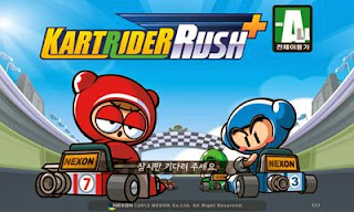 KartRider Rush+ Android Game Download,