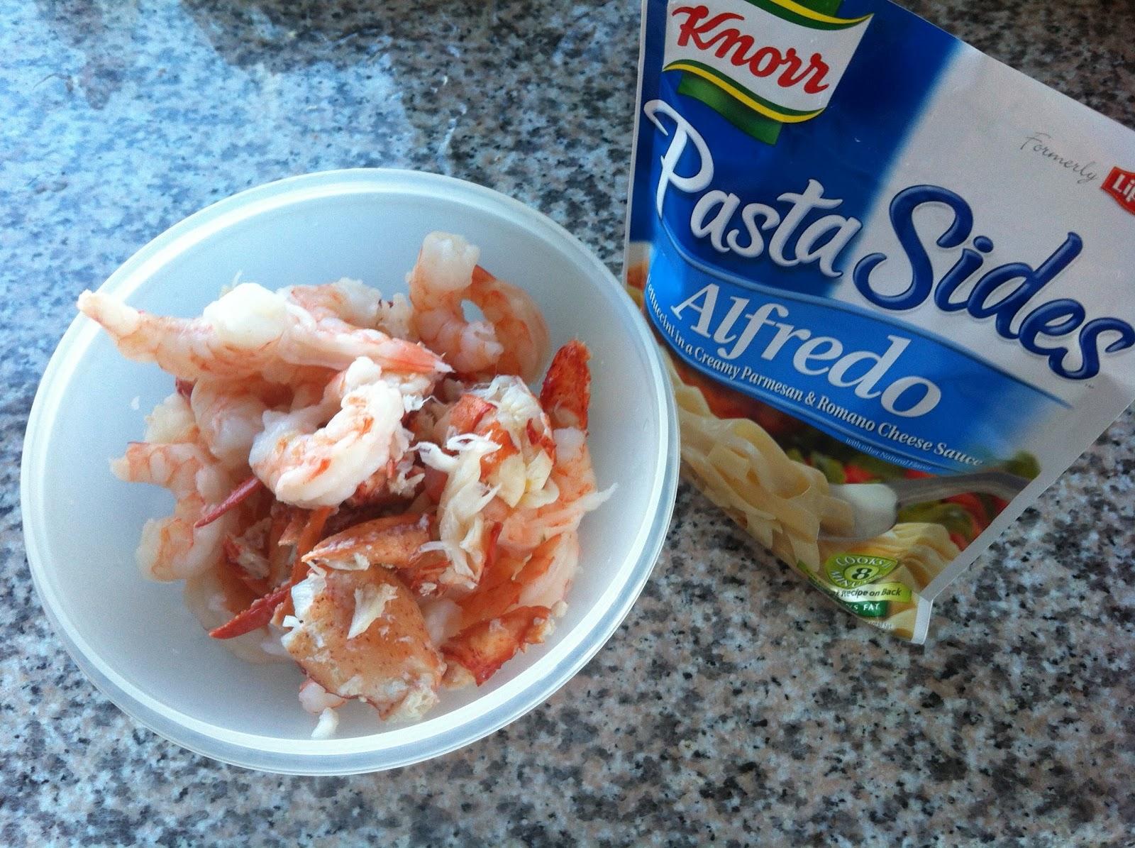 lobster fettuccine alfredo recipe