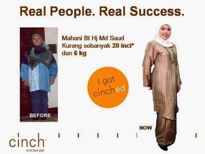 cinch untuk kurus