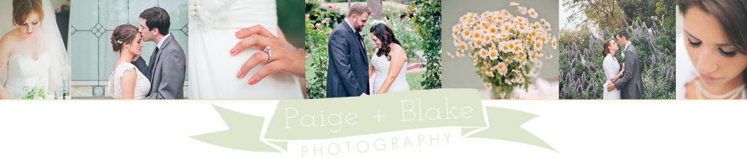 Paige and Blake Green Photography