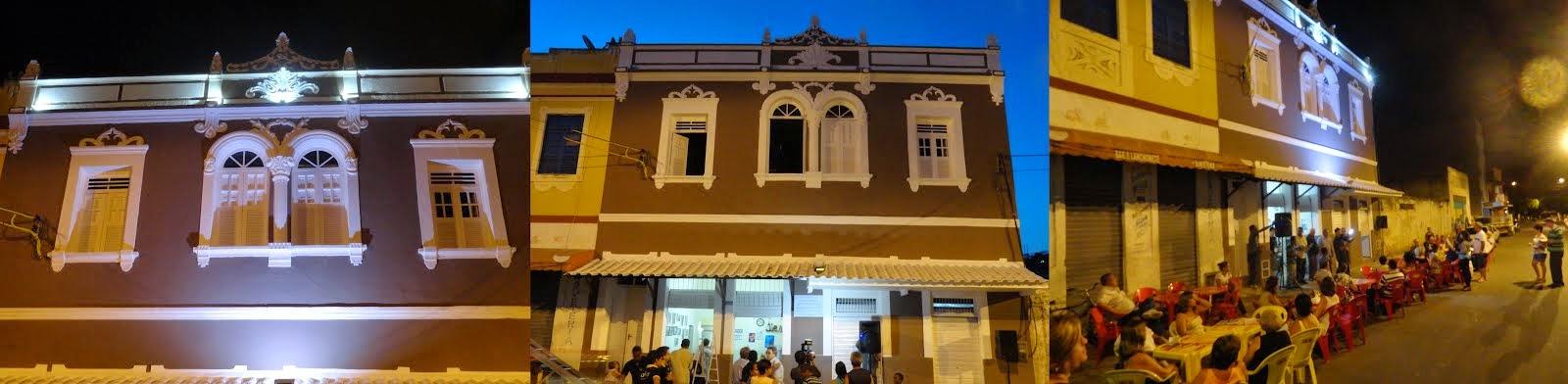 Patrimônio Histórico | Casarão do Capitão João Manoel Texeira