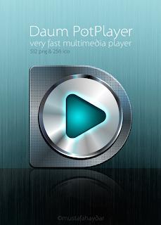 برنامج daum patplayer لتشغيل جميع صيغ الصوت و الفيديو اخر اصدار